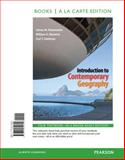 Introduction to Contemporary Geography 1st Edition