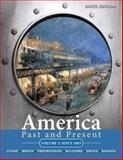 America Past and Present 9780205699957