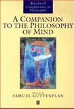 A Companion to the Philosophy of Mind 9780631199960