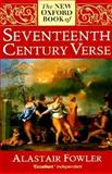 The New Oxford Book of Seventeenth-Century Verse 9780192829962