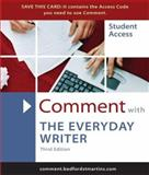 Comment for Everyday Writer 9780312449964