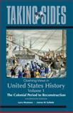Clashing Views in United States History 9780078049965