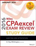 Wiley CPAexcel Exam Review 2016 Study Guide January 2016 9781119119968