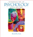 Introduction to Psychology 9780534579975