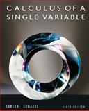 Calculus of a Single Variable 9780547209982