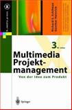 Multimedia-Projektmanagement 9783540419983