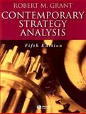 Contemporary Strategy Analysis 5th Edition