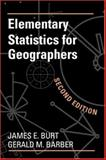 Elementary Statistics for Geographers, Second Edition 9780898629996